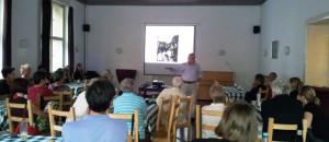 Veranstaltung mit Benjamin Gidron